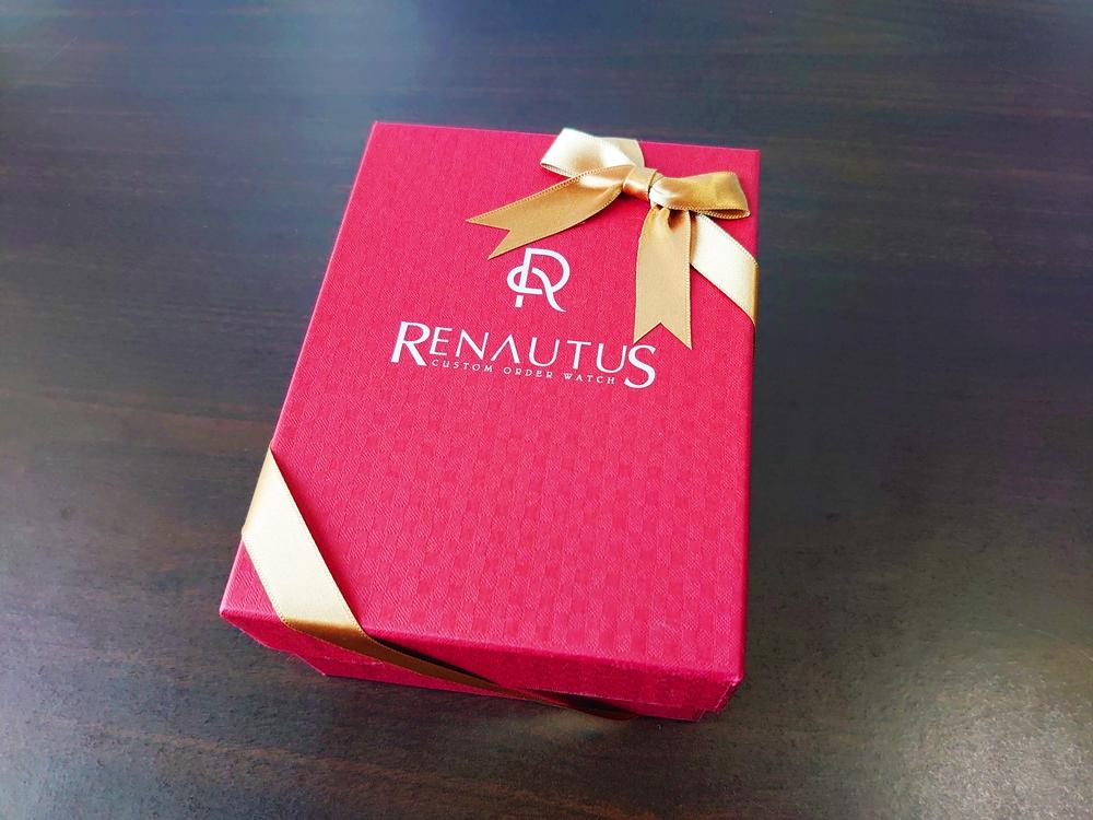 ルノータス ソフトケース 外箱 シングル レッド