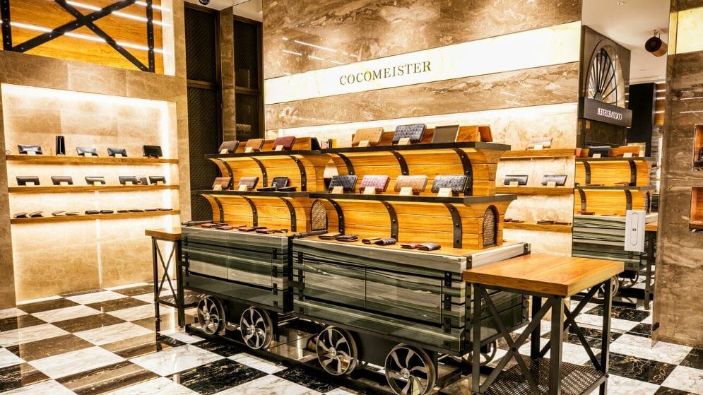 COCOMEISTER(ココマイスター)とは?高級皮革製品の製造・販売業を行う日本のブランド