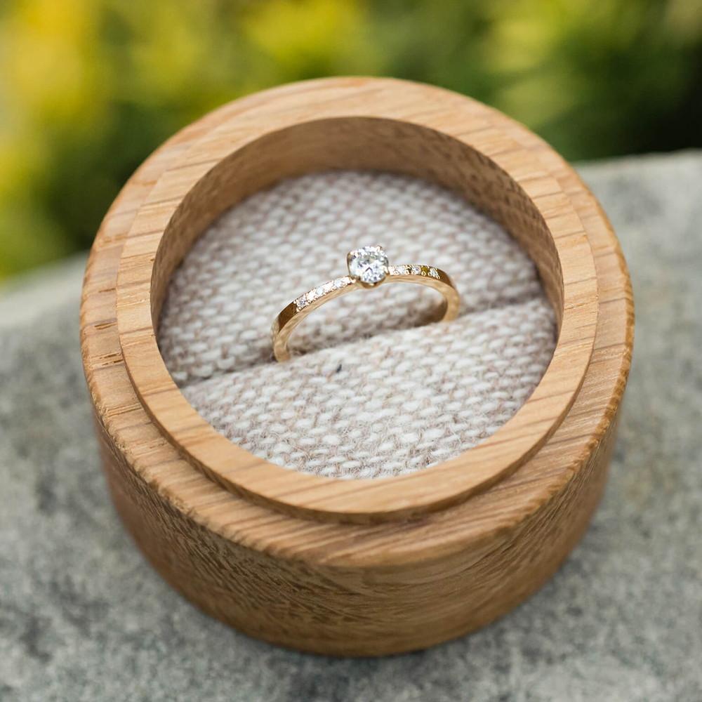 婚約指輪手作りコース