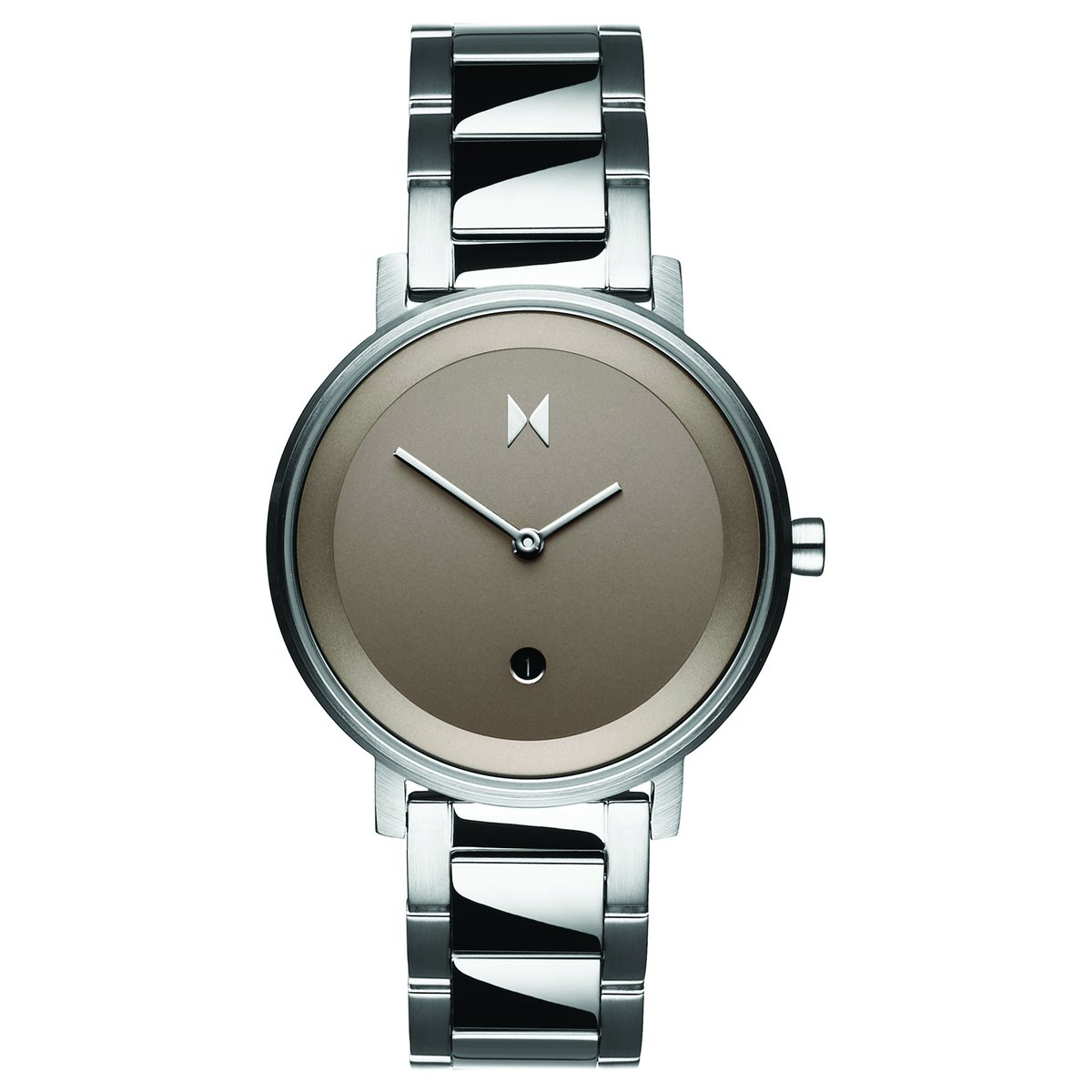 MVMT SIGNATURE II - 34MM CLOUD SILVER