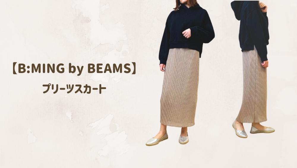プリーツスカート (2)