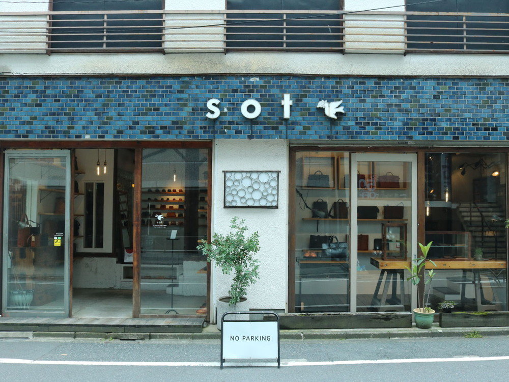 ソット sot 店舗