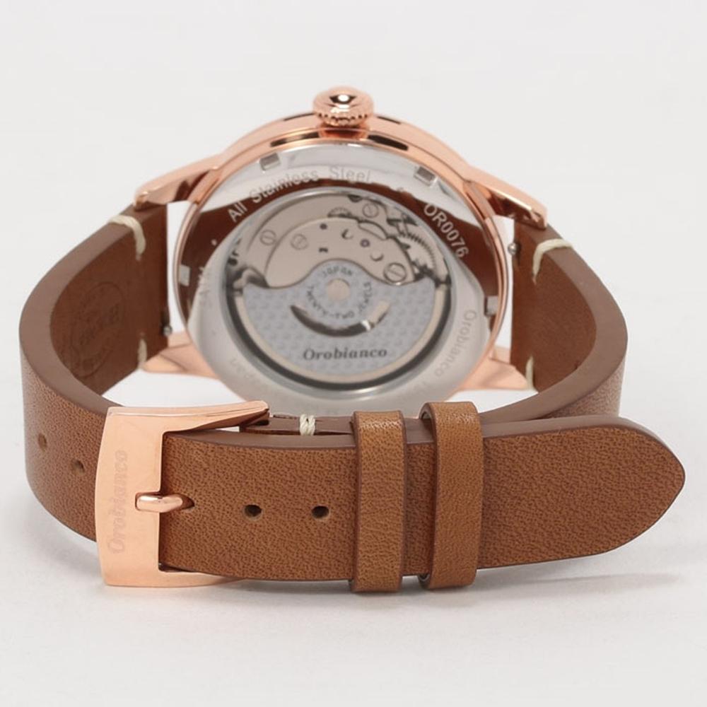 オロビアンコ 腕時計 ベルト カーフレザー