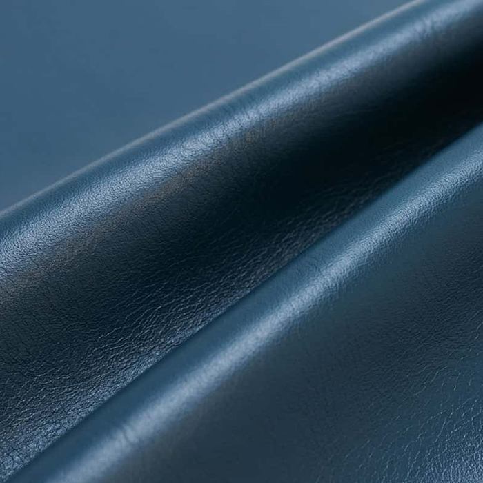 ピーコックブルー Business Leather Factory(ビジネスレザーファクトリー)レザー 本牛革