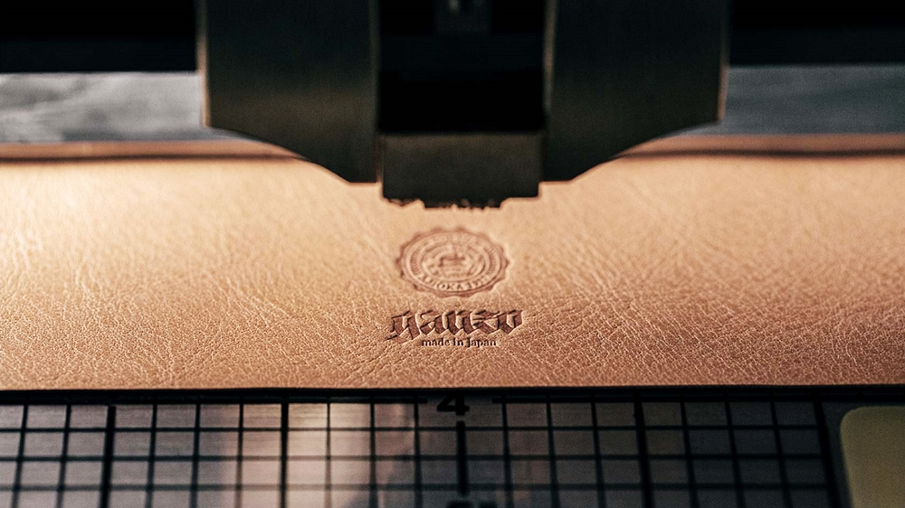 GANZO ガンゾ パターンオーダー 刻印サービス