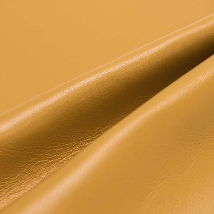 マスタードイエロー Business Leather Factory(ビジネスレザーファクトリー)レザー 本牛革