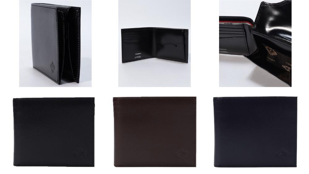 Orobianco(オロビアンコ)H&L 2つ折り財布(ORS-062309)特徴とカラーバリエーション
