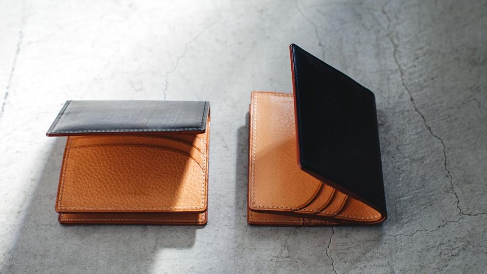 GANZO ガンゾ 二つ折り財布 おすすめ
