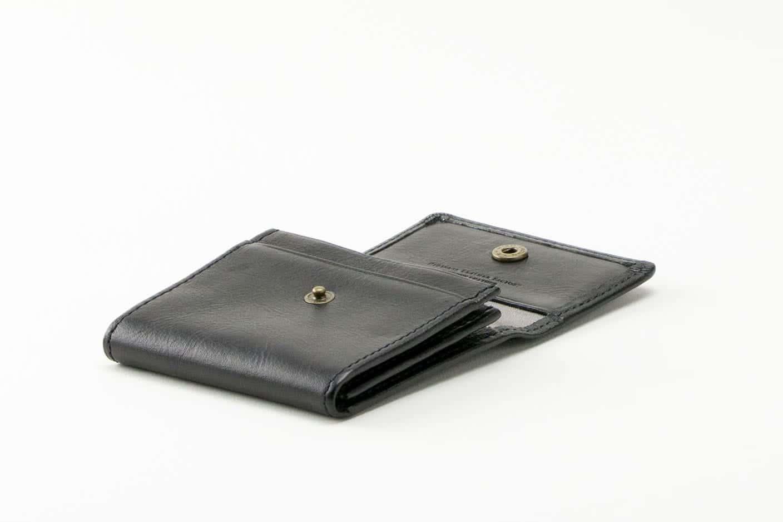 コインケース ブラック Business Leather Factory(ビジネスレザーファクトリー)