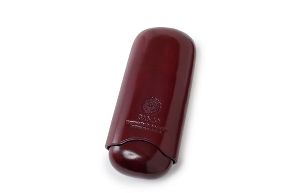GANZO(ガンゾ) MAESTRO2 (マエストロ2)メガネケース(L) ワイン