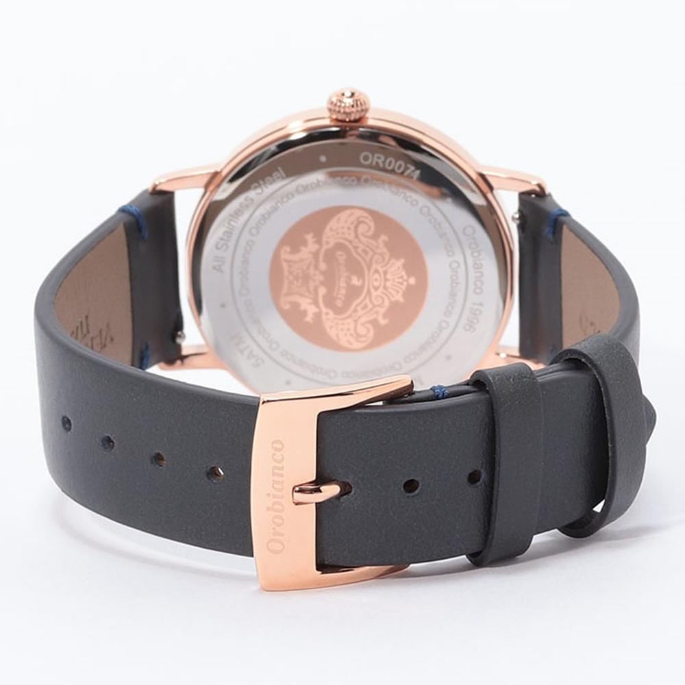 オロビアンコ 腕時計 ベルト イタリアンレザー