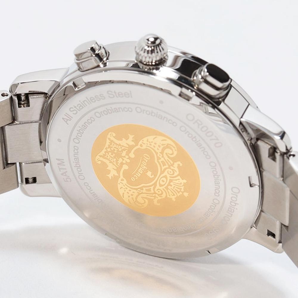 オロビアンコ 腕時計 ベルト ブレスレット ベルト交換