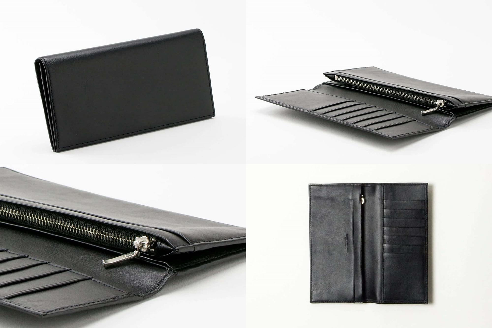長財布(小銭入れあり)Business Leather Factory(ビジネスレザーファクトリー)財布 仕様