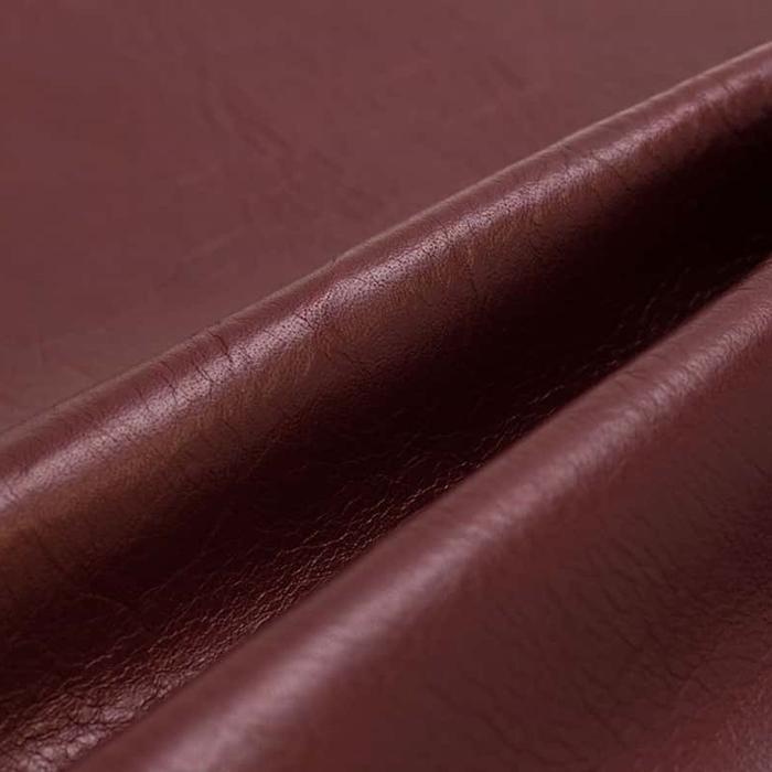 ダークレッド Business Leather Factory(ビジネスレザーファクトリー)レザー 本牛革