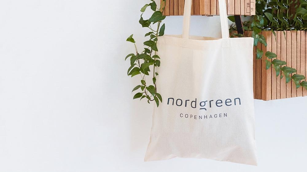 Nordgreen ノードグリーン オリジナルトートバック