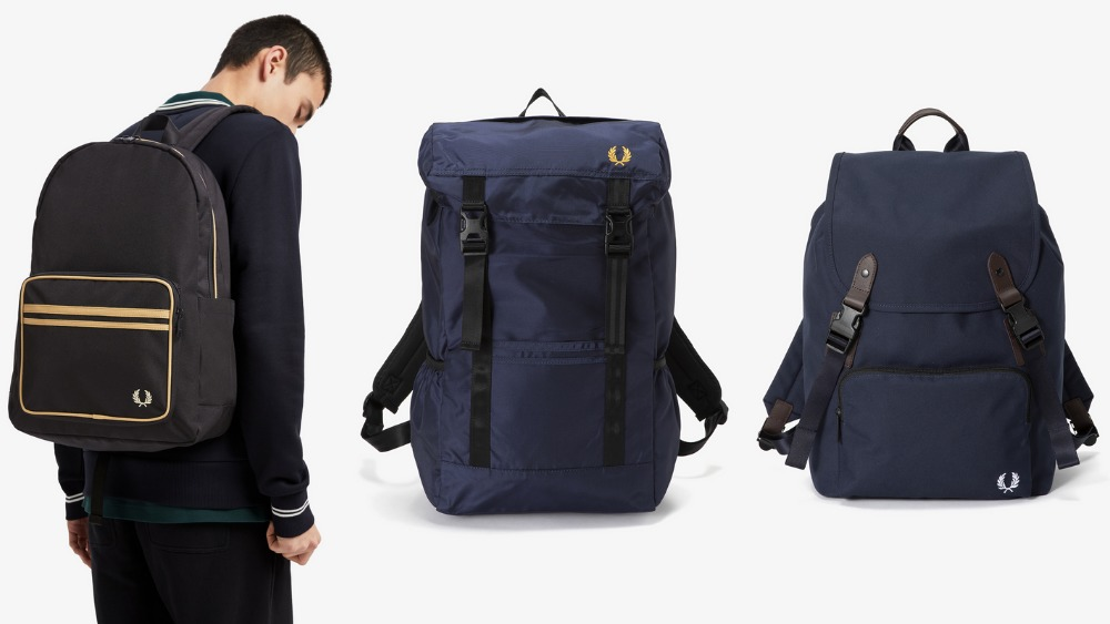 FRED PERRY(フレッドペリー)リュックサック