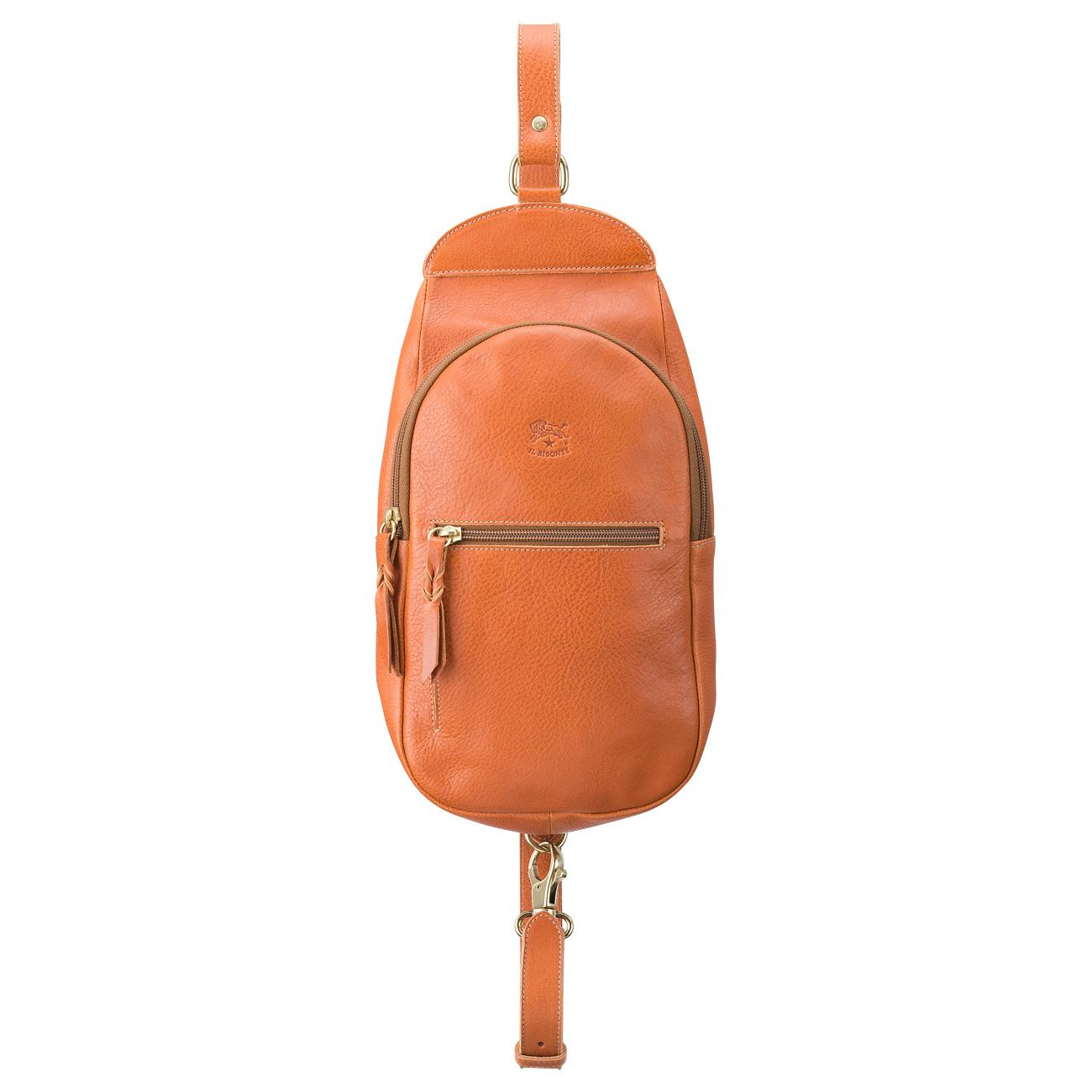ボディバッグ(イルビゾンテ)Leather Bag