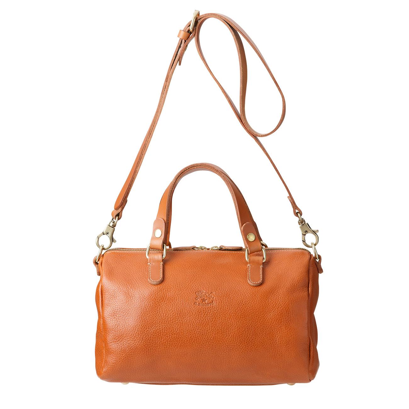ボストンバッグ(イルビゾンテ)Leather Bag