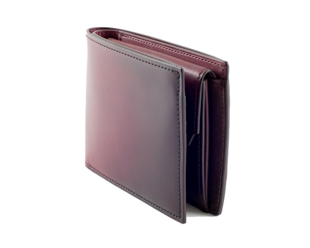 yuhaku ユハク YAC132 二つ折り財布