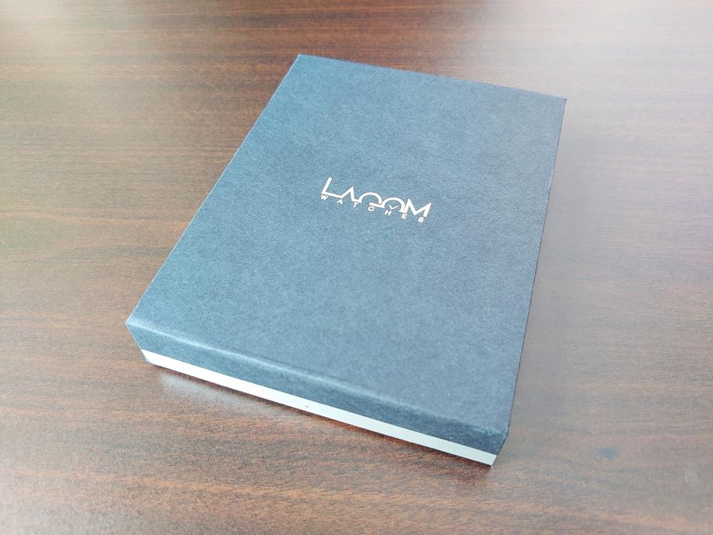 Lagom Watches ラーゴムウォッチ BORJA(LIMITED EDITION)2020年夏至限定版 LW060 パッケージング