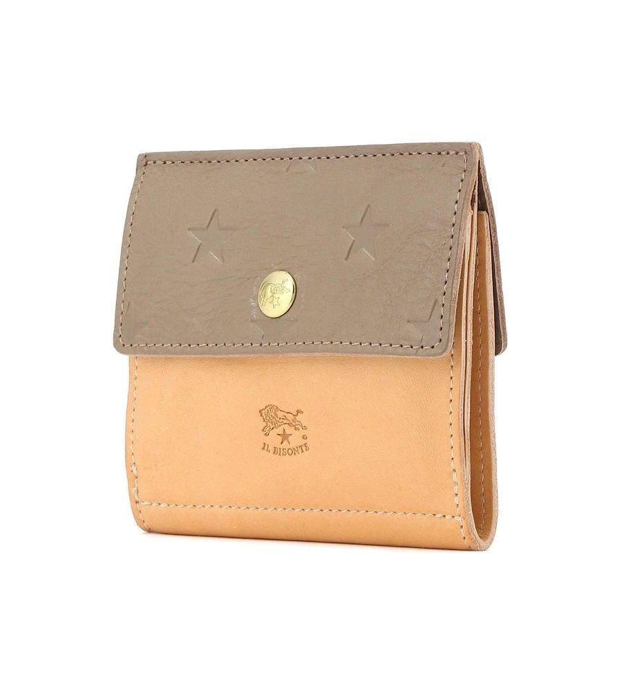 イルビゾンテ 日本限定アイテム 二つ折り財布