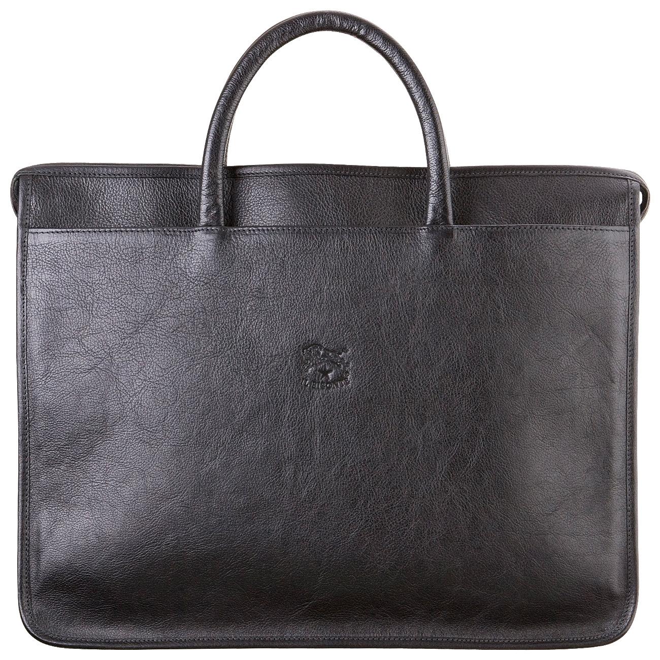 ビジネスバッグ(イルビゾンテ)Leather Bag