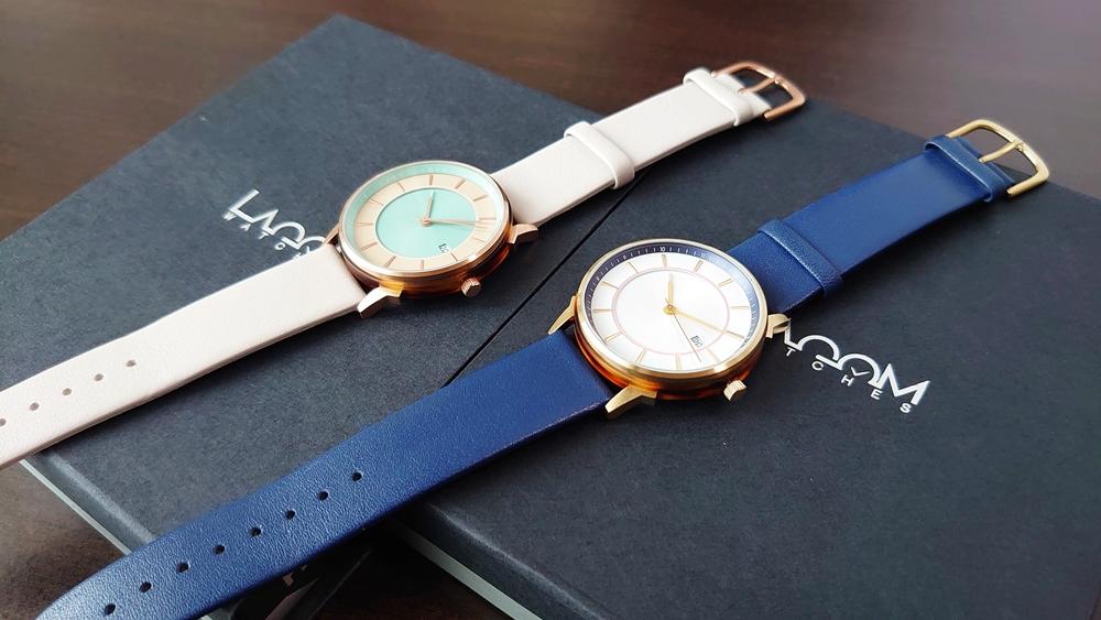 Lagom Watches ラーゴムウォッチ 口コミ評判 評価 BORJA(LIMITED EDITION)2020年夏至限定版 LW060 LW070