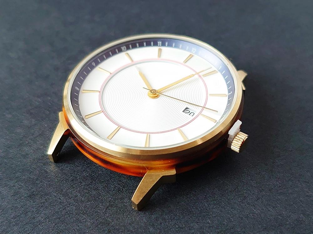 Lagom Watches ラーゴムウォッチ BORJA(LIMITED EDITION)2020年夏至限定版 LW060 時計本体