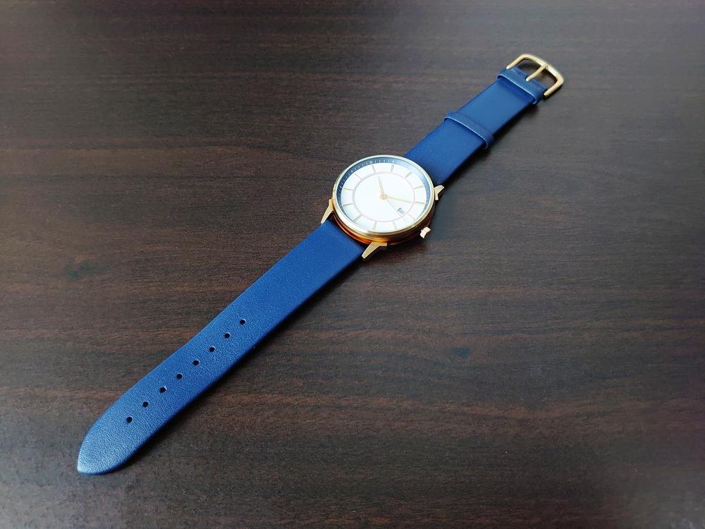 Lagom Watches ラーゴムウォッチ BORJA(LIMITED EDITION)2020年夏至限定版 LW060 時計全体