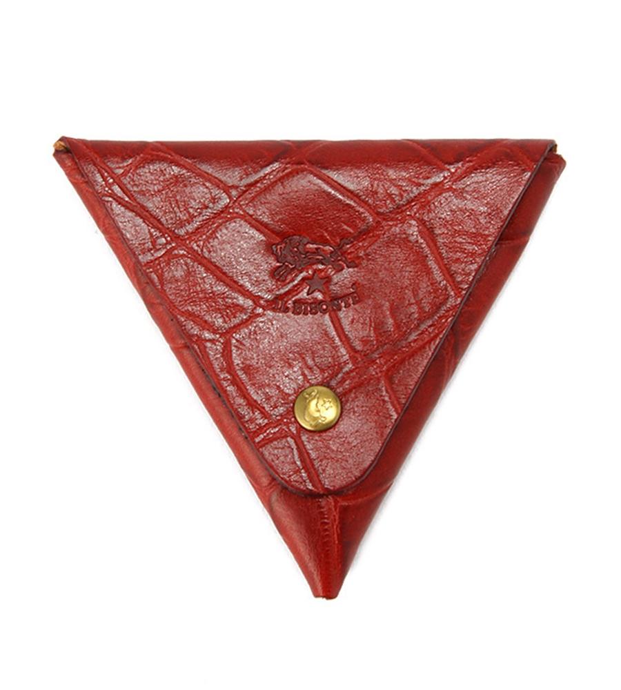 三角型 コインケース イルビゾンテ 小銭入れ