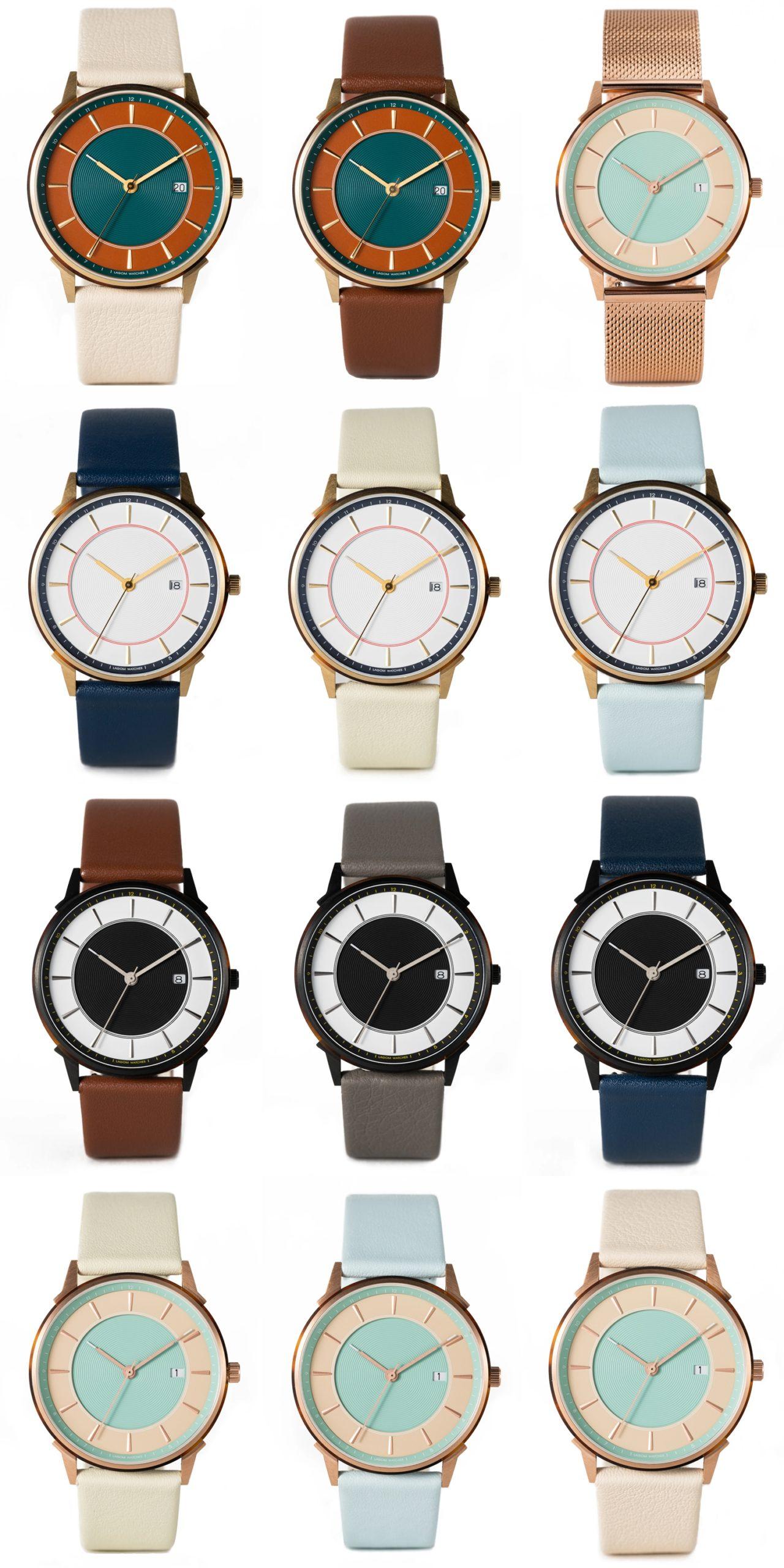 Lagom Watches(ラーゴムウォッチ)BORJA 限定版