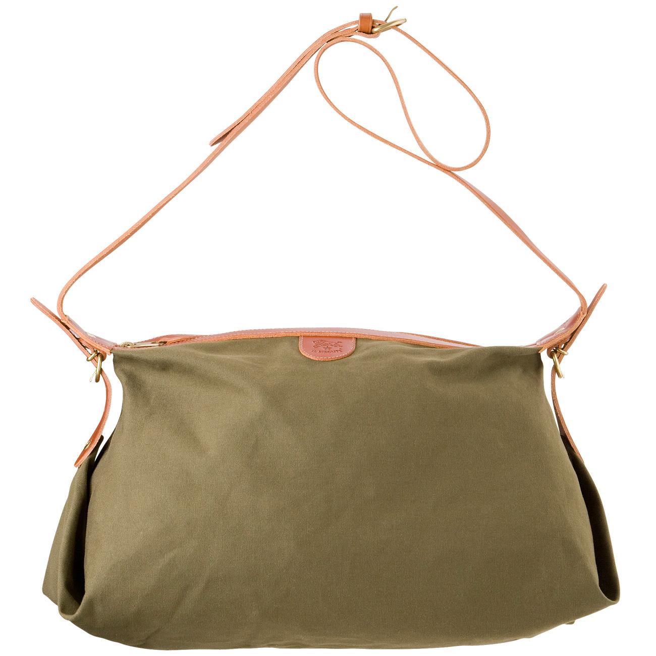 トラベルバッグ(イルビゾンテ)Canvas Bag