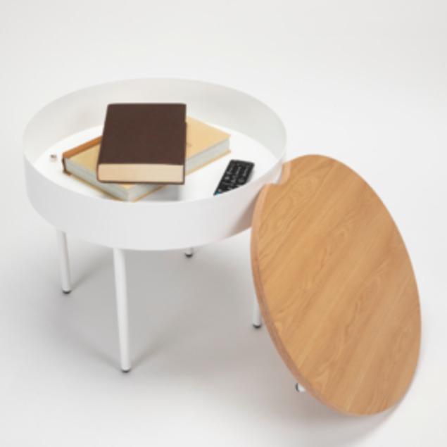 こっそり隠せるサイドテーブル2