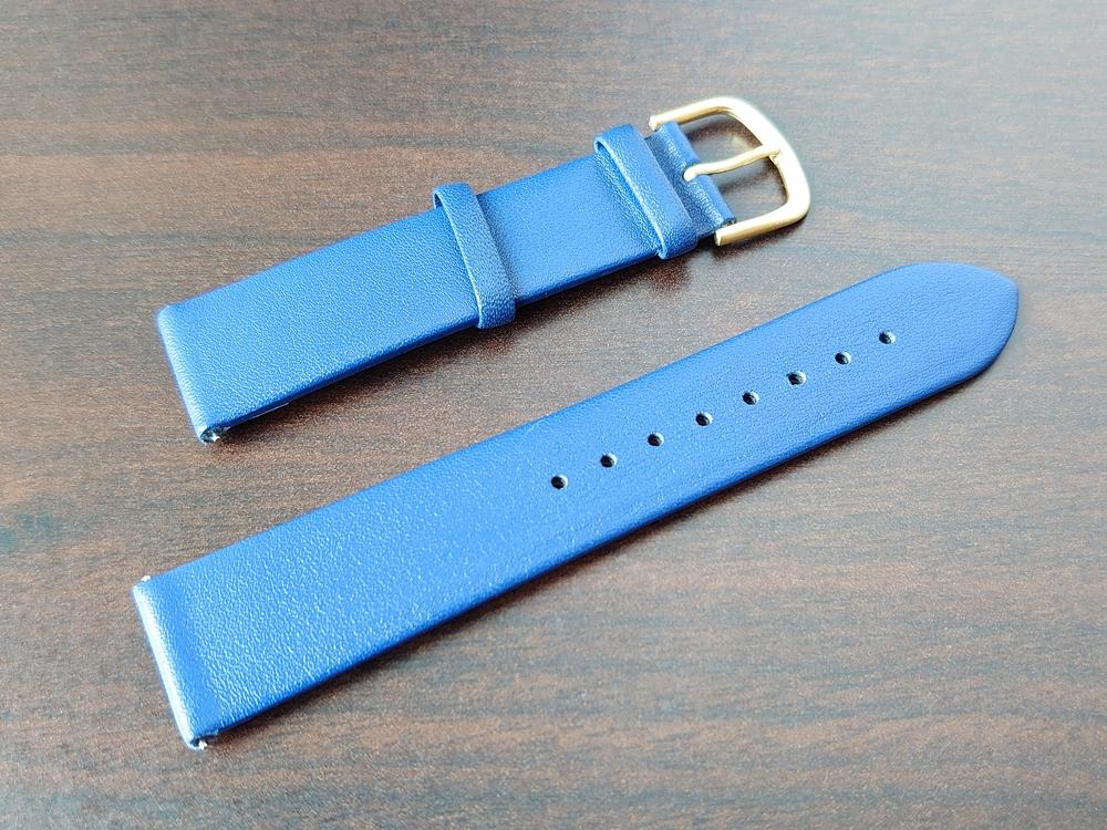 Lagom Watches ラーゴムウォッチ BORJA(LIMITED EDITION)2020年夏至限定版 LW060 幅20mm:イタリアンレザーストラップ(ネイビー)