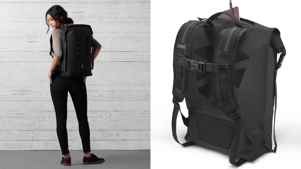 URBAN EX ROLLTOP 28L BACKPACK大容量 URBAN EX ROLLTOP 28L BACKPACK