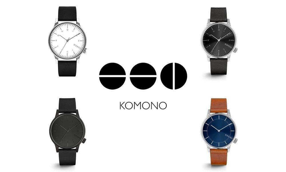 KOMONO コモノ watch 腕時計 安い