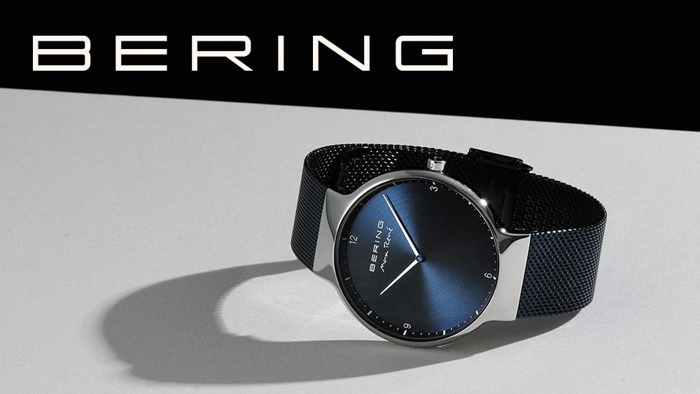BERING ベーリング シンプル腕時計