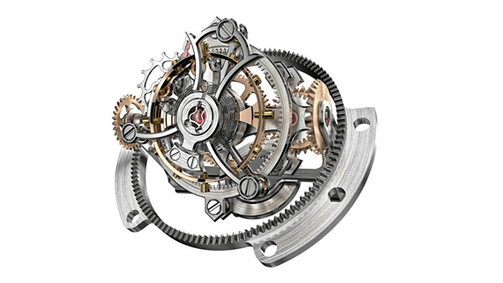 ERA Timepieces(エラ・タイムピーシーズ)のトゥールビヨン腕時計