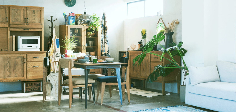 サブスクライフ 家具