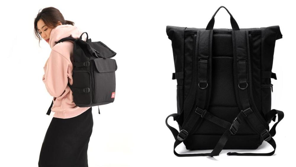 マンハッタンポーテージ(Manhattan Portage)大容量 Pixel Silvercup Backpack