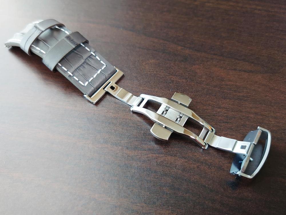 Prometheus(プロメテウス) Ogininal 手動巻き(プライムエディション)両側開きタイプのバックル