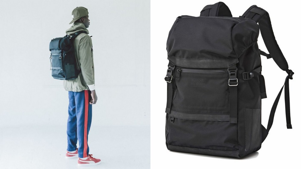 アッソブ(AS2OV)大容量 WATER PROOF CORDURA 305D BACK PACK