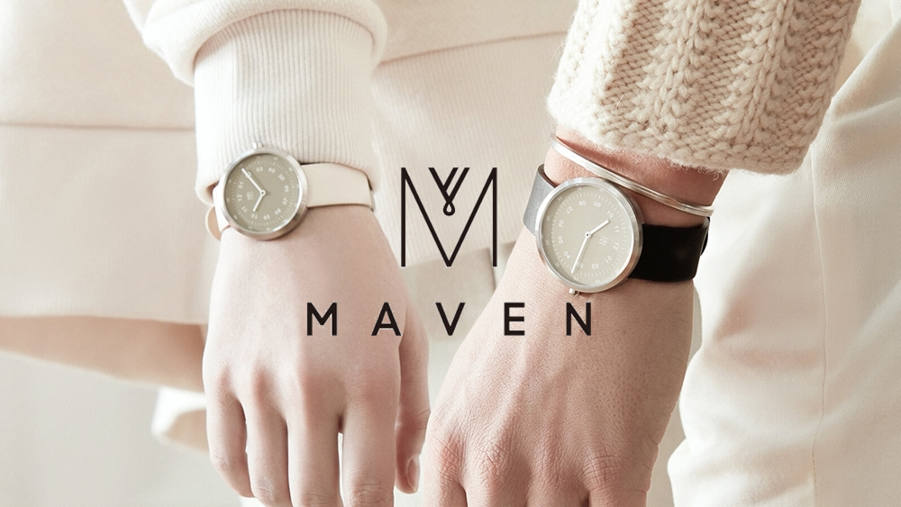 MAVEN WATCHES マベンウォッチズ シンプル腕時計