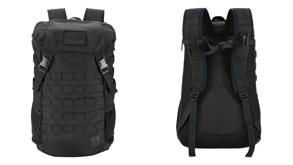 ニクソン(NIXON)大容量 Landlock Backpack GT