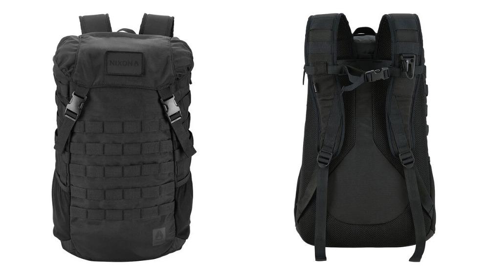 ニクソン(NIXON)大容量 Landlock Backpack GT