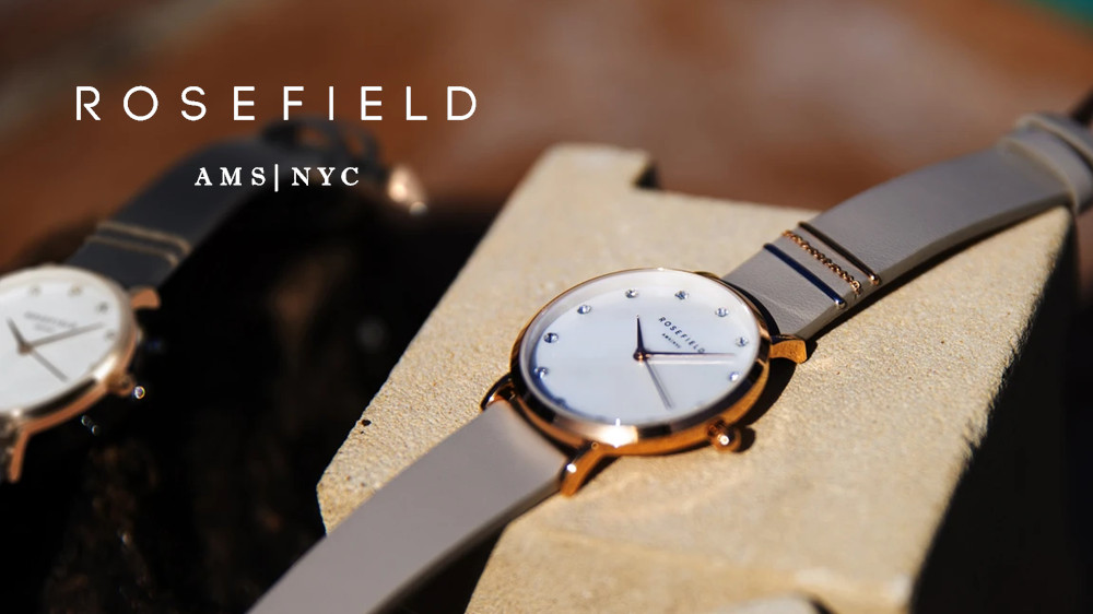 ROSEFIELD ローズフィールド シンプル腕時計 レディース