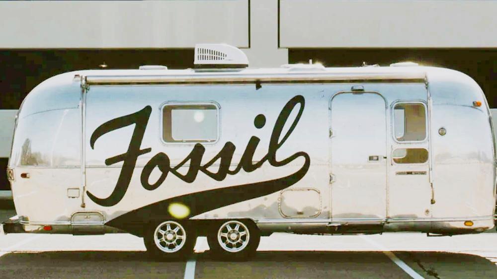 FOSSIL フォッシル 1984年 トム・カーツォティス 設立
