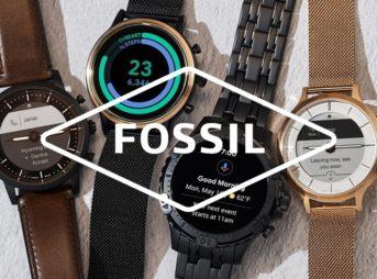 FOSSIL(フォッシル)スマートウォッチ ハイブリッドスマートウォッチ