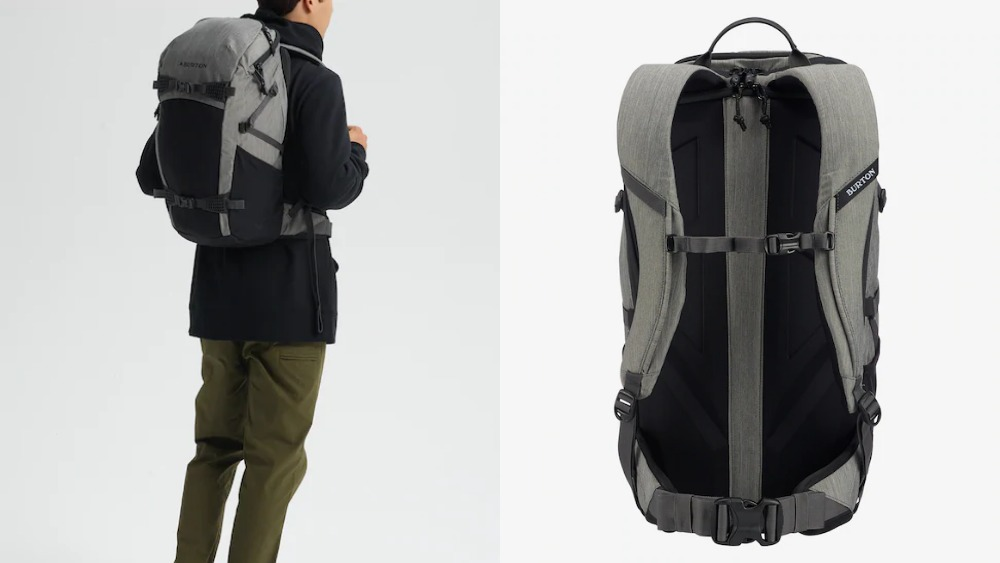 バートン(Burton)大容量 Burton Day Hiker 31L Backpack