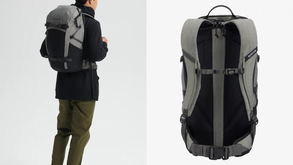 バートン(Burton)大容量 Burton Day Hiker 31L Backpack